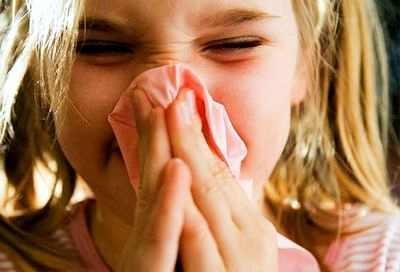 Комаровский сопли у ребенка