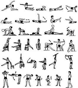Гимнастические упражнения сколиоза