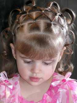 Маски детские для волос