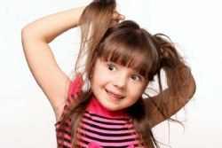 Почему седеют волосы у ребёнка